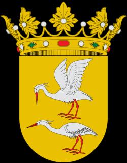 Escudo Cazalla de la Sierra