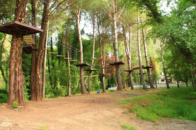 Adventure Park Sierra Norte